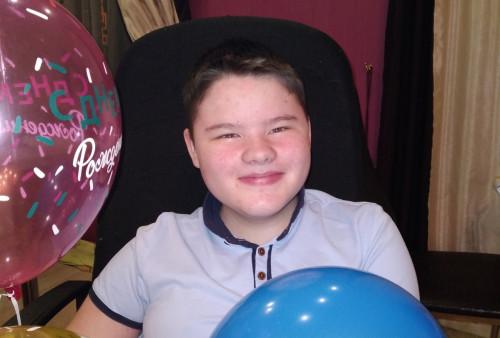 Артём Мусалимов, 14 лет