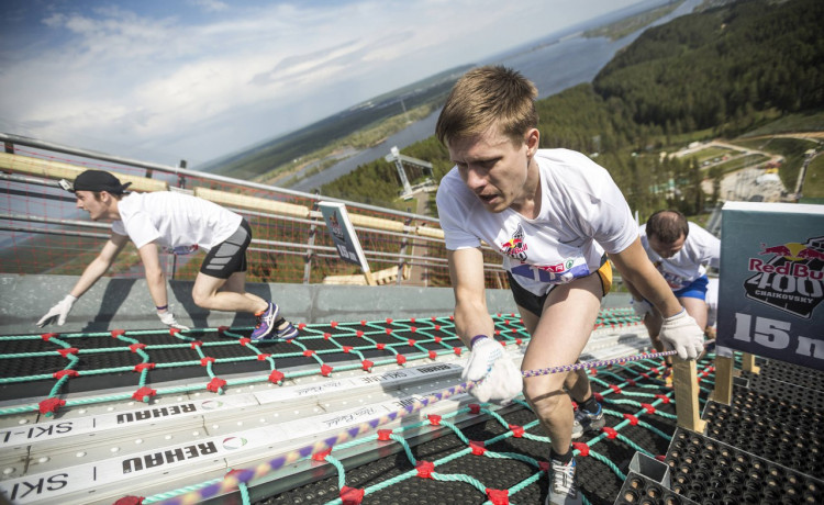 Участники Red Bull 400 помогут Диане Бобылевой дышать без остановок