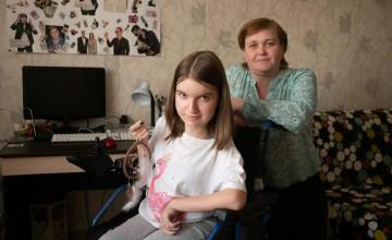 Как 15-летняя Лиза стала сильной без мышц