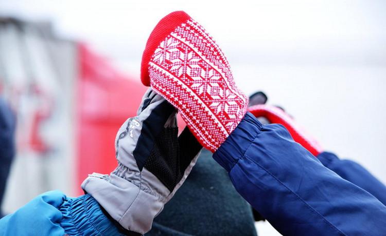«Тёплый забег» пробегут дети на аппаратах ИВЛ