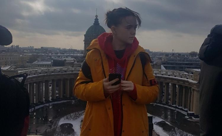 Как Даша съездила в Петербург
