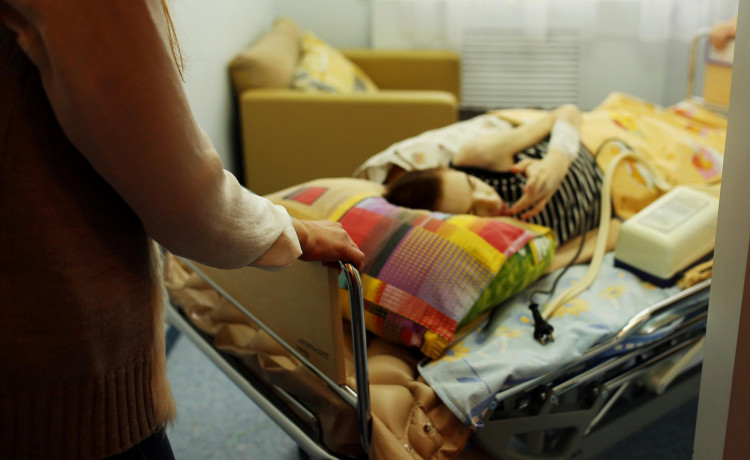 В Пермском крае впервые организован индивидуальный пост для умирающего на дому ребёнка