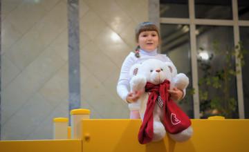 Отправиться в Москву на лечение Диане помогло «Доброе дело»