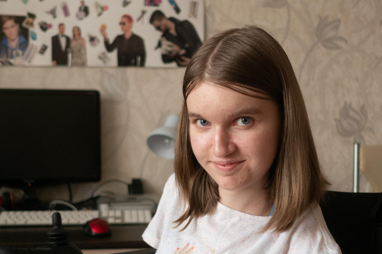 Лиза Беляева: февраль 2020