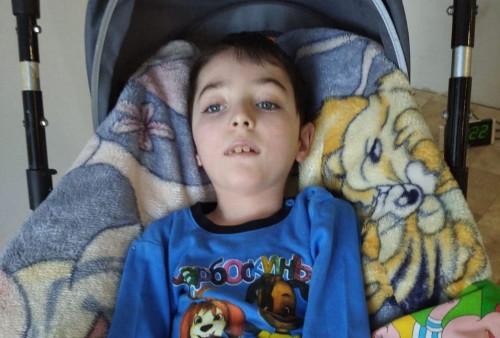 Ваня Антонов, 7 лет
