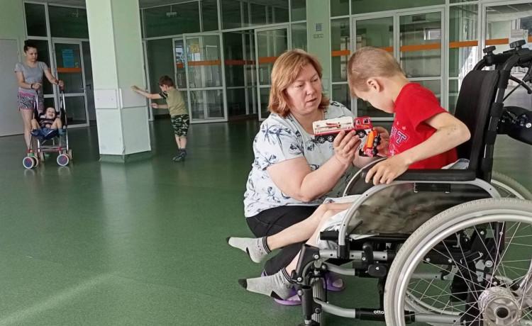 Больничная мама Елена: «Мне нравится, что дети уезжают из больницы другими»
