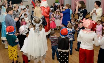 Исполнение желаний в Центре помощи детям Перми (ул. Пирожкова)