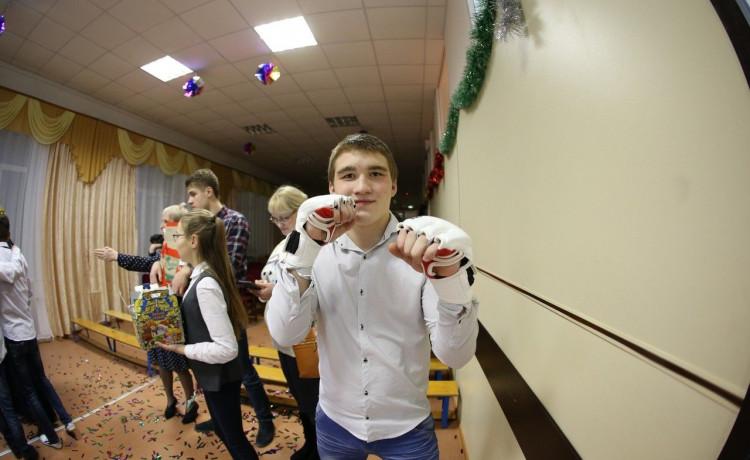 Вручение желаний в ЦПД на улице Ялтинская (Пермь)