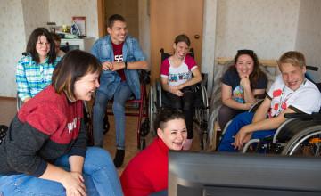«Тёплый забег»-2018 вернул будущее сиротам с инвалидностью
