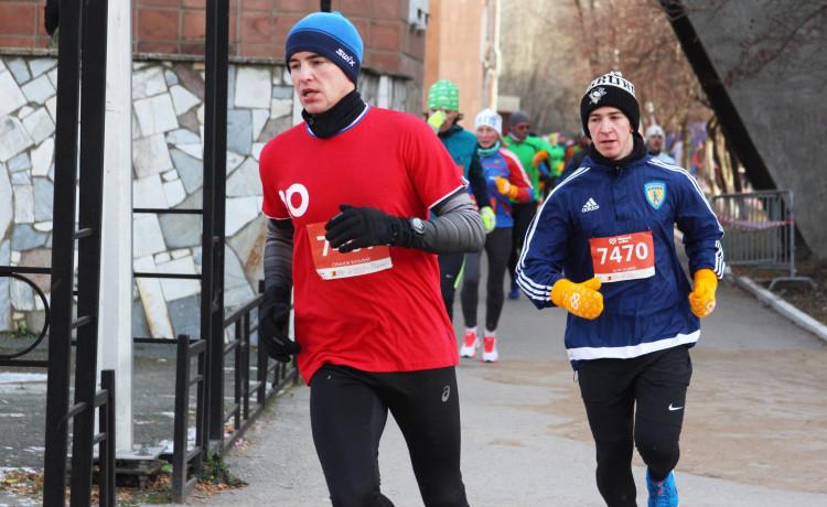 Самый быстрый стартап Пермского края определится на «Тёплом забеге»