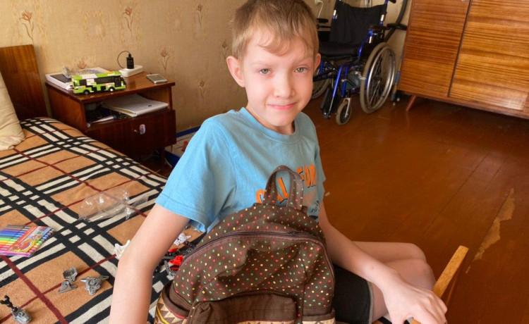 «Доброе дело» помогло Денису и Кириллу отправиться на обследования