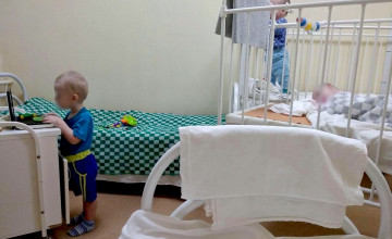 Малышам в больницах нужна защита от Мойдодыра