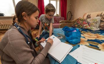 «Я могу помочь ребёнку даже с неизлечимым заболеванием»: как врачи Службы качества жизни дарят больше жизни детям