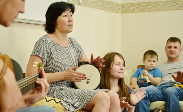 «Мы не знаем, что на самом деле происходит у них внутри»: чему дети научили психолога Службы качества жизни Марину Владыкину