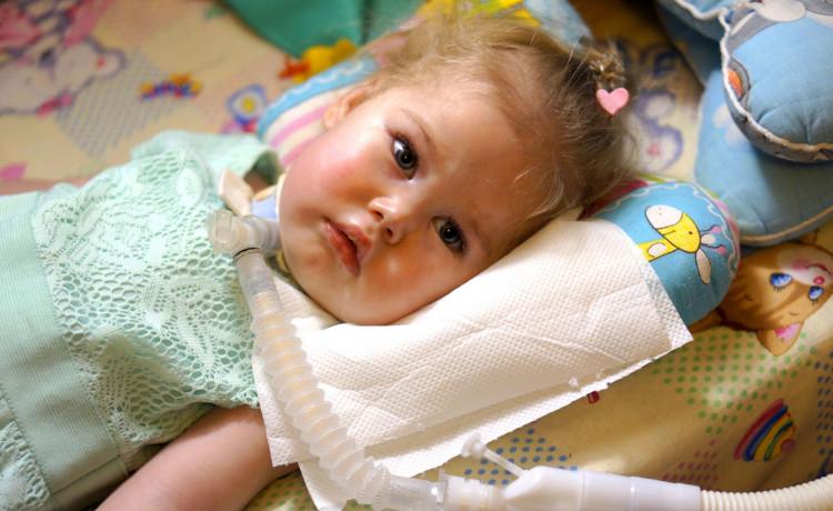 Главное желание на день рождения дочки — чтобы она жила