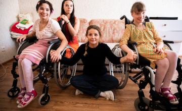 Помогите вернуть будущее сиротам с инвалидностью