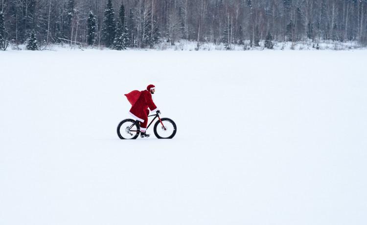 Совершать чудеса так же просто, как ездить на велосипеде 🚲❤️