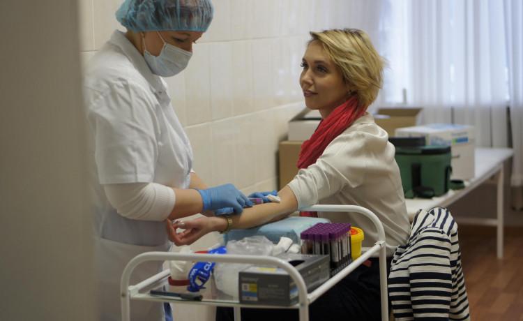 Как организовать донорскую акцию прямо на рабочем месте?