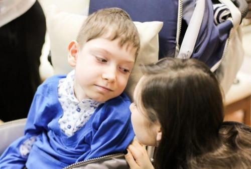 Слава Русинов, 11 лет