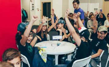 Школьники устроили баттл в поддержку Тимура