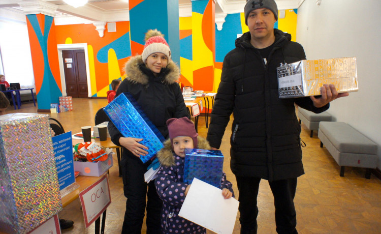 Пермяки исполнили более 450 детских желаний
