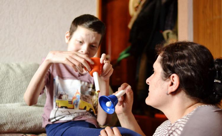 Няни для тяжелобольных детей впервые начнут работу за пределами Перми