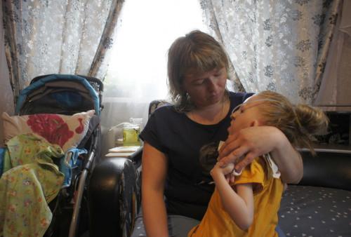 Ксюша Чугаева, 6 лет
