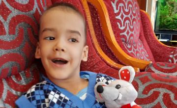 Помогите врачам найти ключ к разгадке болезни Даниэля