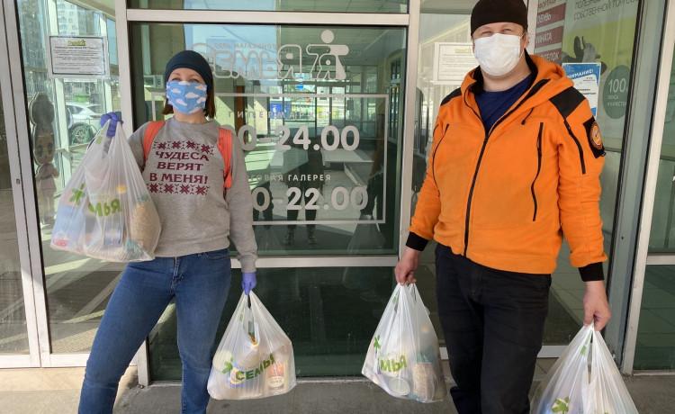 Пермские SOSеди помогли накормить две сотни детей
