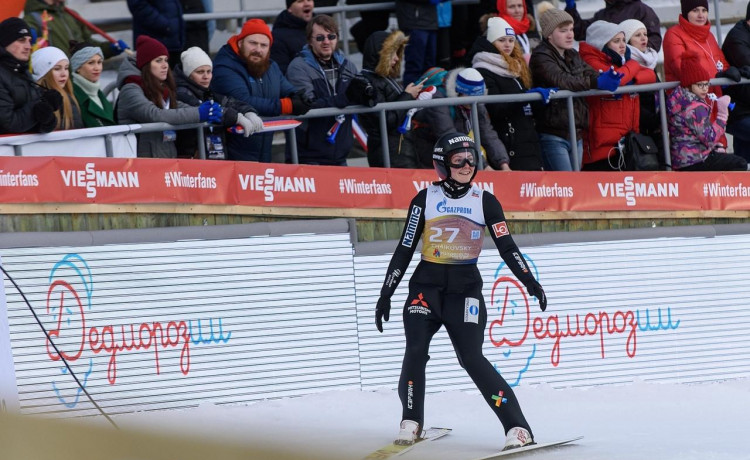 Летающие лыжники ускорят выздоровление подопечных «Дедморозим»