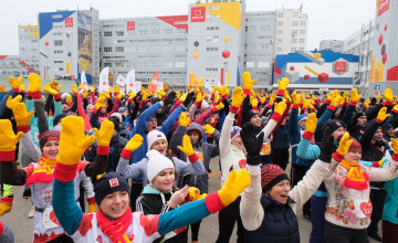 Участники «Тёплого забега» собрали на помощь детям 1,5 млн рублей