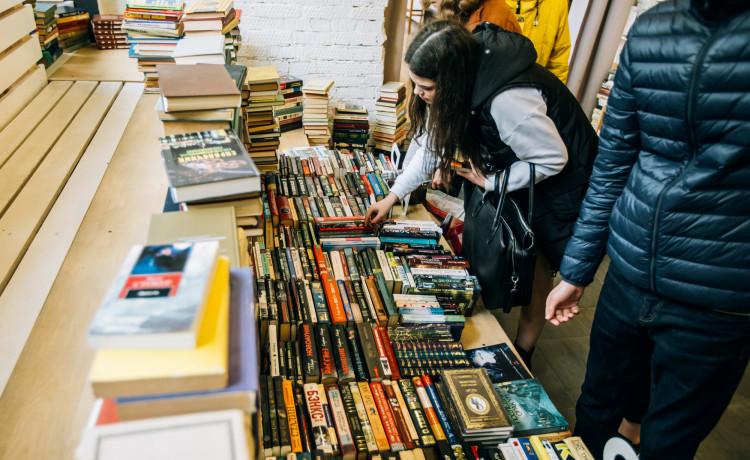 Пермяки купили книги ради детского здоровья