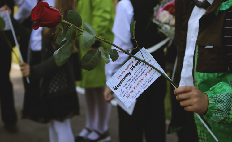 Отменяет ли акция «Цветы жизни» общепринятые традиции?