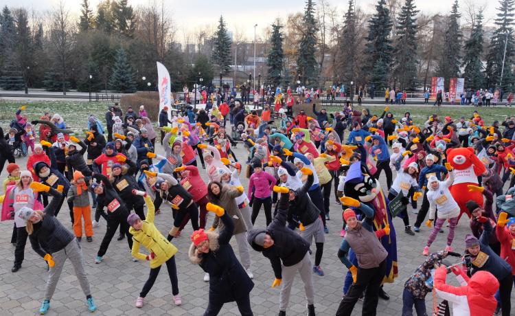 Готовьтесь к «Тёплому забегу» на открытых тренировках от «Школы здорового бега»