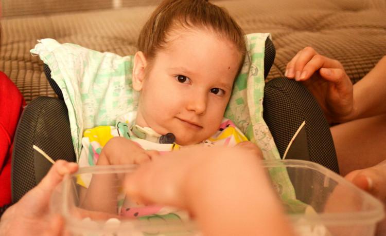Большое детское спасибо за ребят, у которых больше жизни несмотря на болезнь