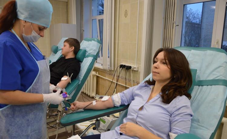 Пациентам детского онкоцентра нужна донорская кровь