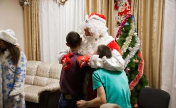 Исполнение желаний в Осинском детском доме-интернате