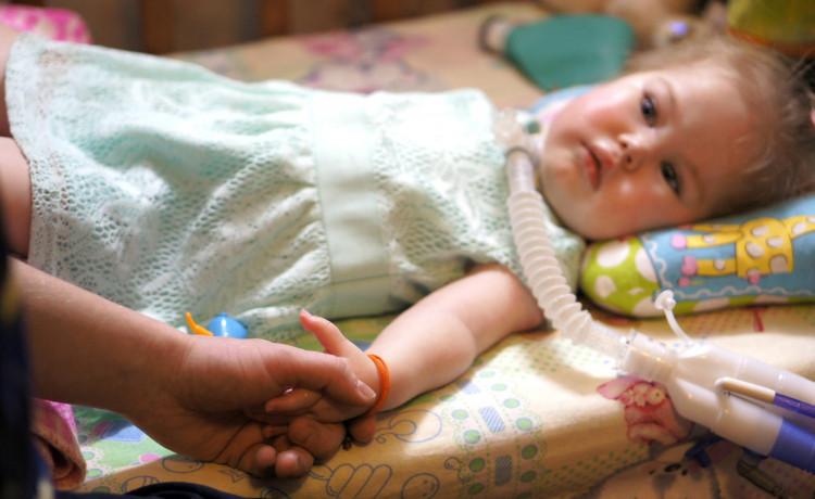 Первые дети со СМА в Пермском крае начали получать «Спинразу» за счёт бюджета