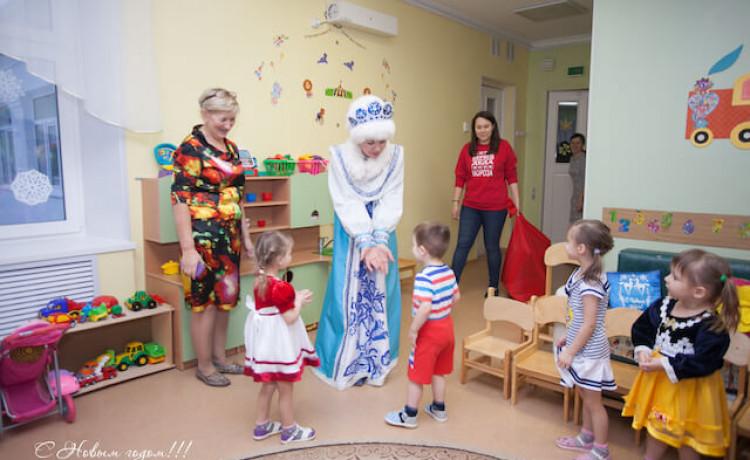Как исполнялись желания малышей в МЦПД Чайковского