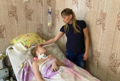 Ева Бахматова, 17 лет
