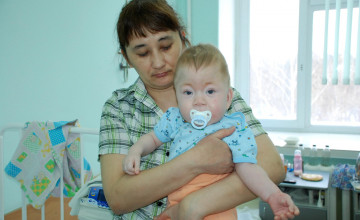 Помогите семье не потерять ещё одного ребёнка