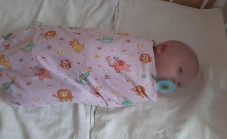 Забота больничной мамы поможет младенцу справиться с операцией