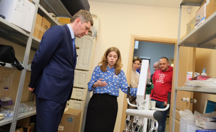 В Пермском крае закупят более 200 единиц медтехники, чтобы дети жили дома, а не в реанимации