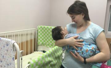 Семейное дело больничных мам
