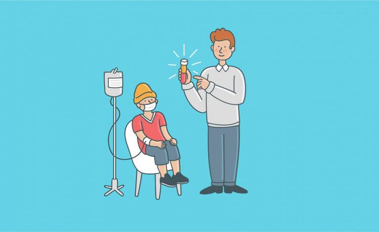 Запущена социальная кампания «Лекарство от рака есть в каждом»