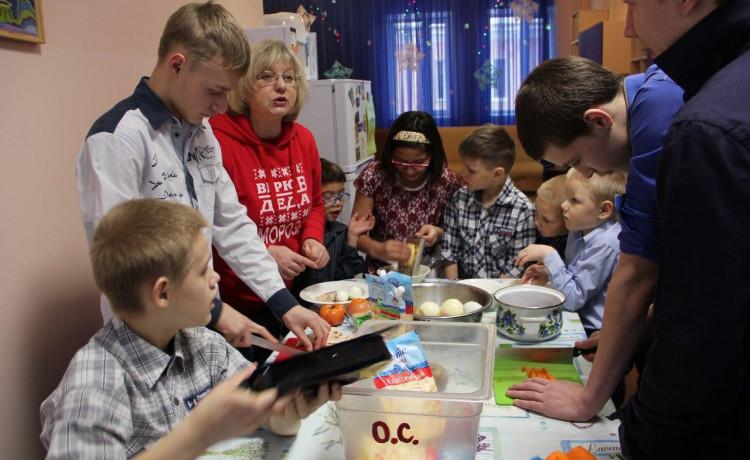 Домашний Новый год. Как исполнялись мечты в центре помощи детям города Березники