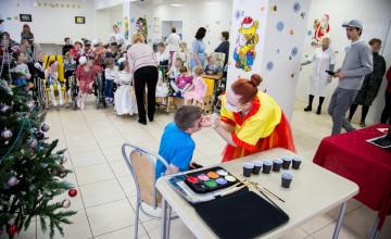 Исполнение желаний в детском доме-интернате посёлка Рудничный
