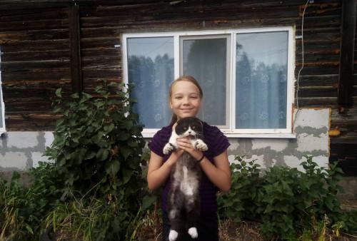 Таня Вяткина, 11 лет