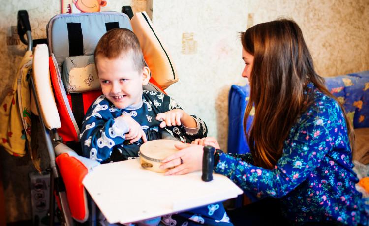 Вы помогли Кириллу впервые пойти в школу, а его маме – избавиться от страхов