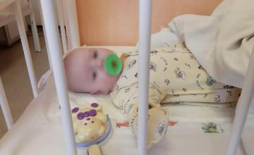 Больничная мама спасла младенца от одиночества